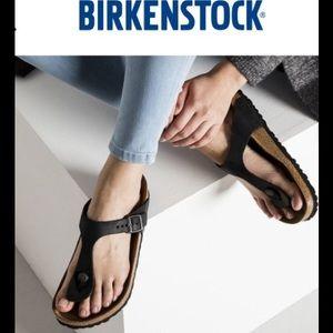 Birkenstock shoes sandals thongs vegan upp…